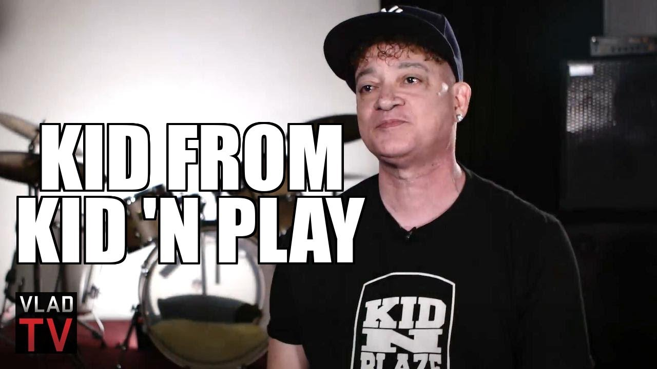 Kid from Kid 'n Play: I was the Nerd, Play was Doing Armed Robberies (Part 2)
