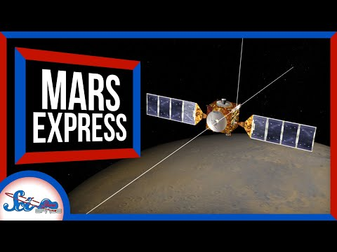 Mars Express: Triumph From Disaster
