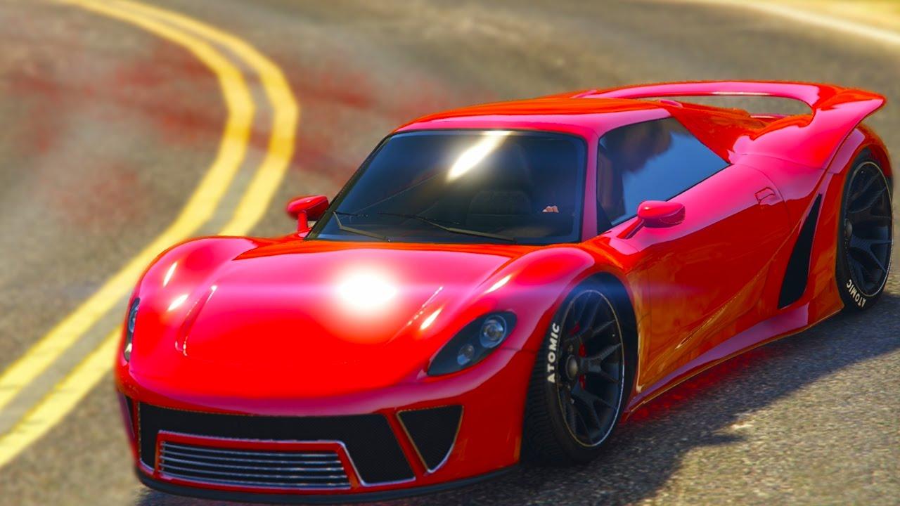 gta 5 dlc fastest car glitch pfister 811 speed bug gta online