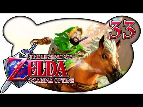 The Legend of Zelda: Ocarina of Time #33 - Todesfallen in den Schatten (Let's Play Gameplay Deutsch)