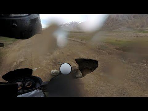 dieTanReiseTeil 8: Motorradreise/Tadschikistan/Seidenstraße/ Pamir Highway/ Wakhan Korridor