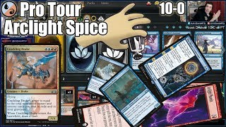 It Must Be Fun To Spice Your Way To 10-0 In Constructed At The Pro Tour