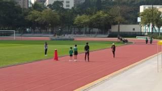 東華三院鄧肇堅小學, 校際運動會2017~ 火炬手