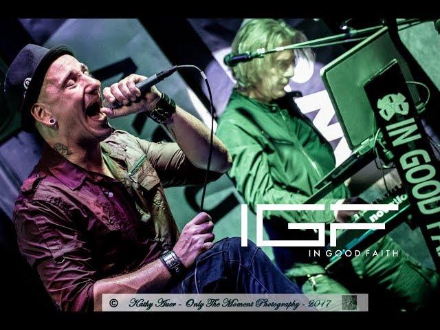 Samstag 27.10.2018 - Schwarzschild + In Good Faith Live in der Subkultur Hannover *Musik-Music*