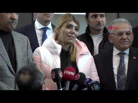 Süper Lig tarihinde ilk kadın başkan: Berna Gözbaşı Kayserispor'un başına geçti
