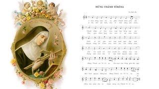 Mừng Thánh TêRêSa Melody
