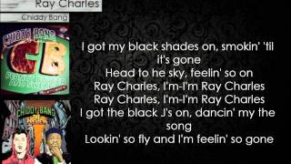 Ray Charles- Chiddy Bang Lyrics + Download