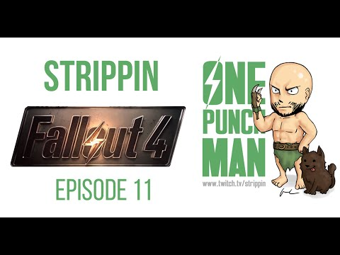 Comic Book Heroes!? Pffft - One Punch Man (Fallout 4) - Episode 11