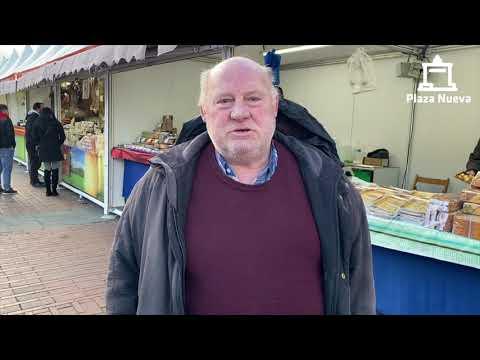 Carlos Sáenz Alonso nos invita este fin de semana al XXI Mercado de las Viandas en Tudela