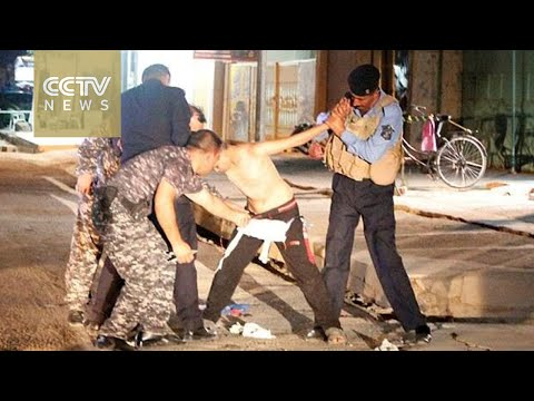 ISIL uses child suicide bombers in Iraq