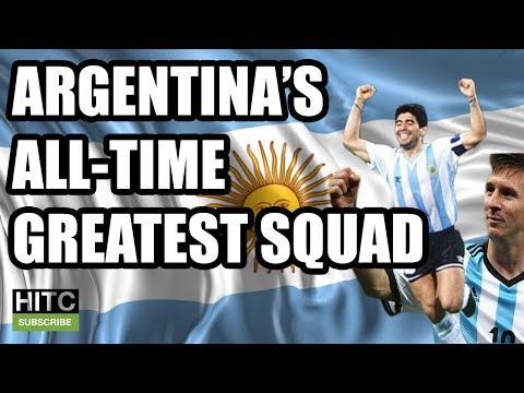 Argentina's All-Time GREATEST Squad