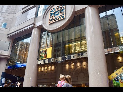 TIMES SQUARE HONG KONG | BEST SHOPPING IN ASIA