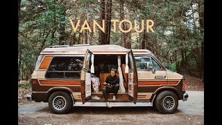 Van Life Tour | Our simple, DIY, off-grid home on wheels