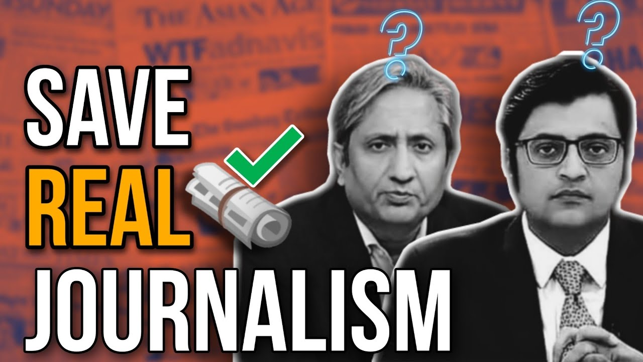 Real journalism in India is under THREAT! 🚨