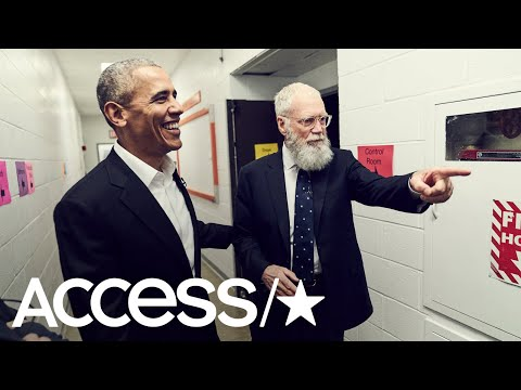 Barack Obama Says Daughter Sasha Doesn't Like His Dancing 'Dad Moves' | Access