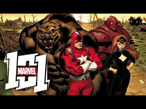 Winter Guard   Marvel 101