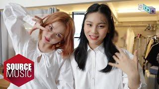 [G-ING] EUNHA&UMJI's Dance - GFRIEND (여자친구)
