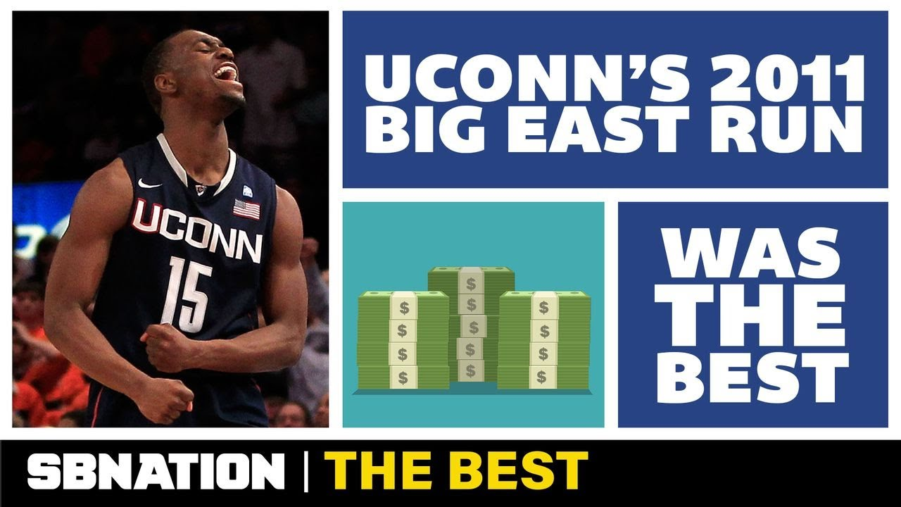 Remember when Kemba Walker & UConn won 5 tournament games in 5 days?