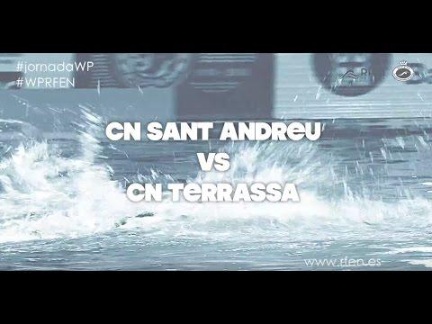 Partido jornada: C.N Sant Andreu - C.N Terrassa