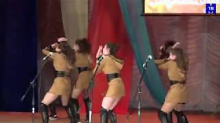 Смотреть видео М-ТВ новости. Концерт посвященный дню защитника Отечества.По горячим следам. онлайн