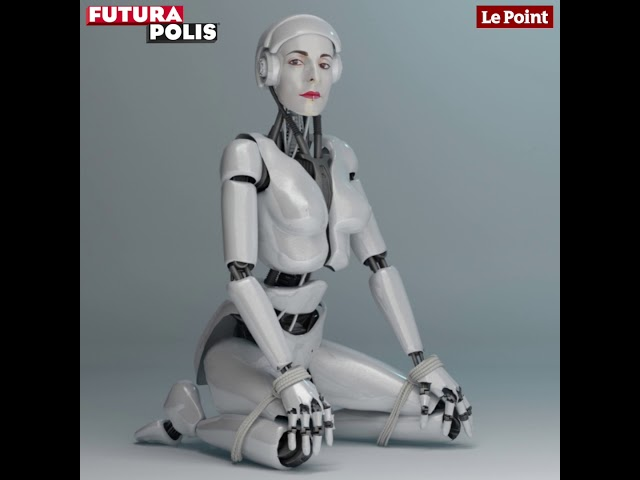 Futurapolis : amour, sexe et... robots
