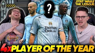 The BEST EVER Manchester City Player Is... | #StatWarsTheLeague