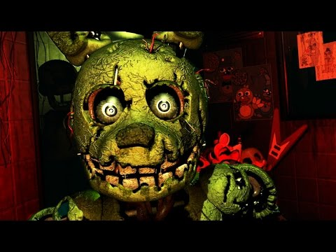 WARNING: YOU WILL DIE  Five Nights at Freddys 3  Part 1