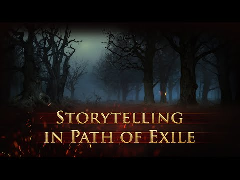 Storytelling In Path Of Exile