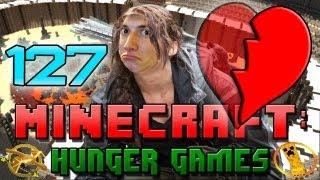 Minecraft: Hunger Games w/Mitch! Game 127 - Half A Heart! 1/2!!!!