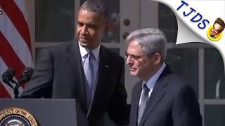 Obama Caves Again, Nominates Merrick Garland To Supreme Court, Will GOP Finally Love Him?