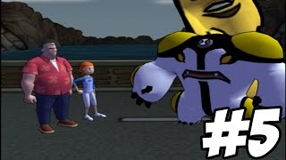 Cannonbolt! | Ben 10: Protector of Earth #5 [PS2/PSP/Wii/NDS] | Cartoon Network Games