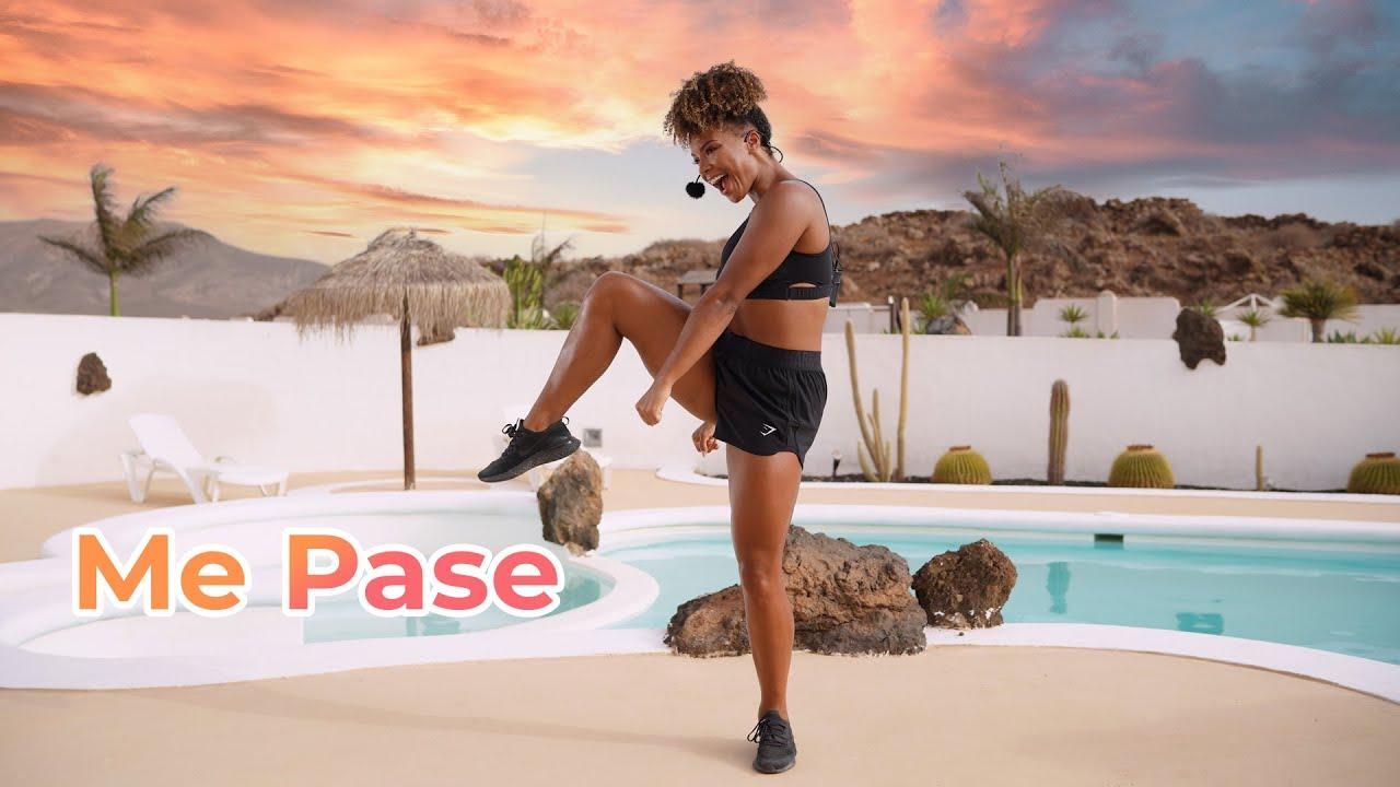 Full Body Workout Routine  | Me Pase - Enrique Iglesias