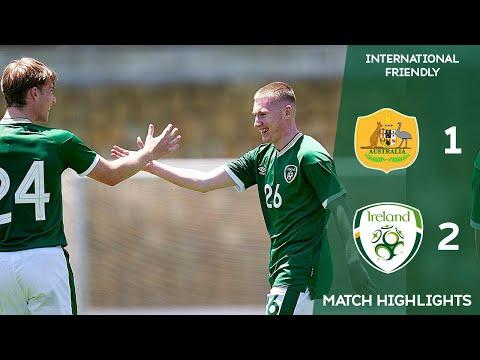 HIGHLIGHTS | Australia U23 1-2 Ireland U21