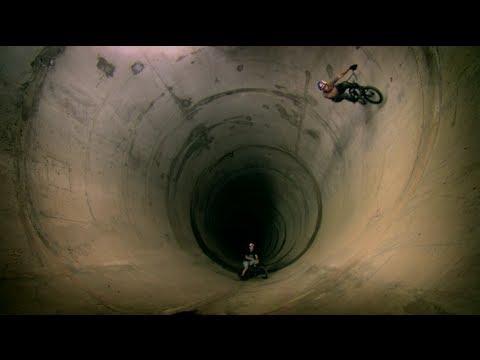 BMX Full Loop Attempt - Red Bull Full Pipe part 3