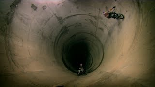 BMX Full Loop Attempt - Red Bull Full Pipe part 3 thumbnail