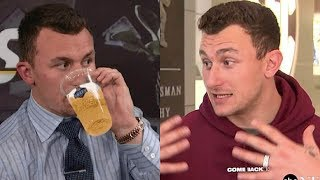 Johnny Manziel Discusses His Bipolar Diagnosis & Alcohol Abuse in First Interview in 2 Years