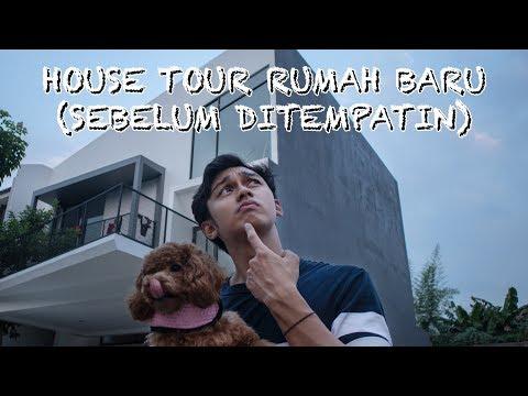 HOUSE TOUR RUMAH BARU SEBELUM DITEMPATIN - 85% JADI!