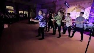 """An Adorable Goodbye"" farewell party SMAN 1 BANJARBARU 2015"