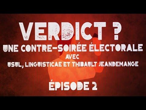 Verdict ? - Episode 2 - Résultats, analyses et commentaires