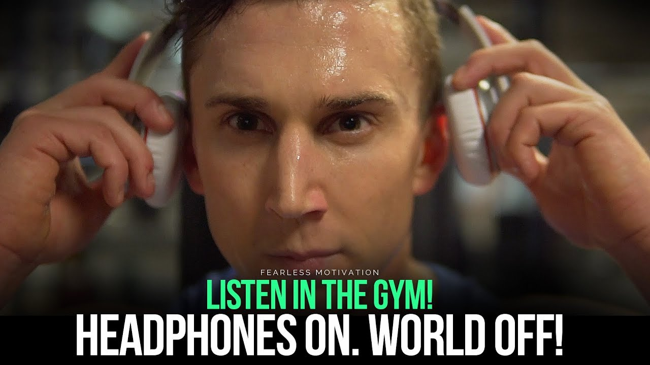 This is My Escape! - LISTEN IN THE GYM - Epic Motivational Video