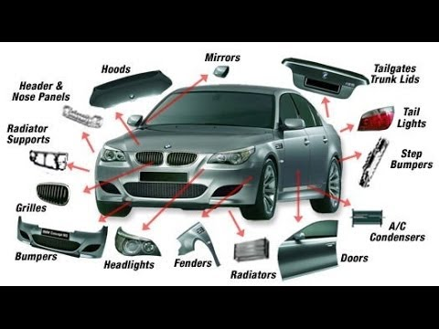 Body Repair Parts Youtube