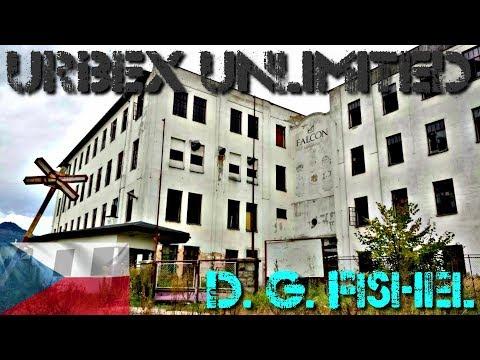 D. G. Fischel & Söhne – abandoned furniture factory (CZ) / opuštěná továrna na nábytek
