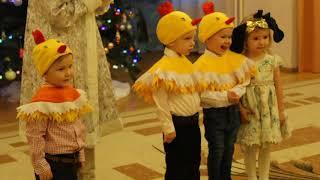 Детские стихи для новогоднего праздника