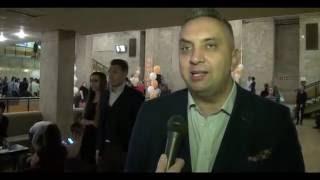 Андрей Парабеллум о своей роли в фильме Фонтан счастья