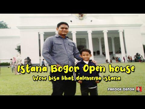 Istana bogor open house