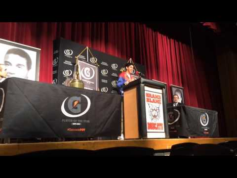 Grand Blanc's Grant Fisher announced as Gatorade National Boys Cross Country Runner Of The Year