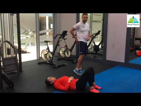 Hamstring Rehab 1(Early Stage)