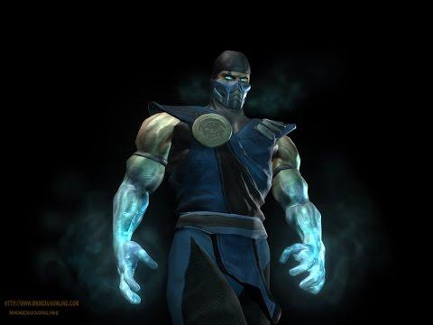 Mortal Kombat Armageddon Arcade Sub-Zero