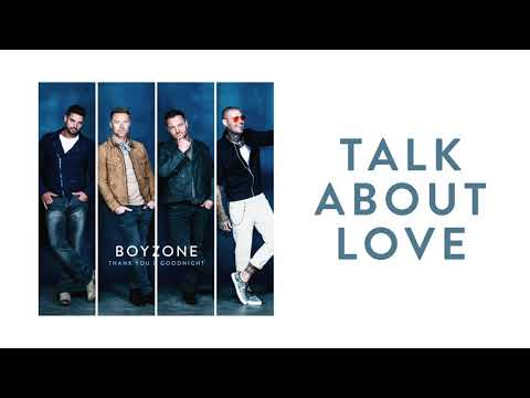 Boyzone - Talk About Love (Official Audio)