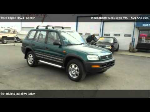 1996 toyota rav4 l for sale in spokane valley wa 99212 youtube 1996 toyota rav4 l for sale in spokane valley wa 99212 sciox Choice Image